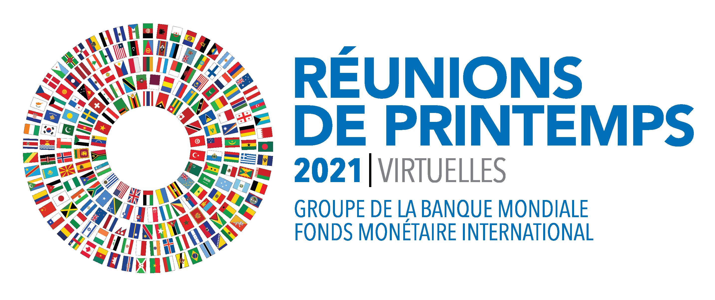 Logo des Réunions de printemps 2021